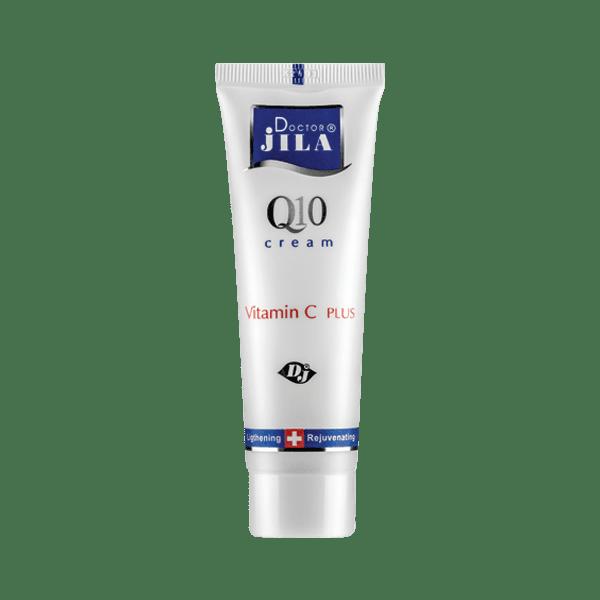کرم Q10 و ویتامین C دکتر ژیلا